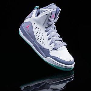 Air Jordans Shoes Sc3 Pink White Purple